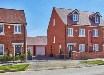 Thumbnail 3 bed semi-detached house for sale in Worcester Street, Aylesbury