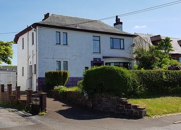 Thumbnail 3 bed detached house for sale in Whitepark Road, Castle Douglas