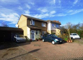Thumbnail 3 bed semi-detached house for sale in Valens Close, Crownhill, Milton Keynes