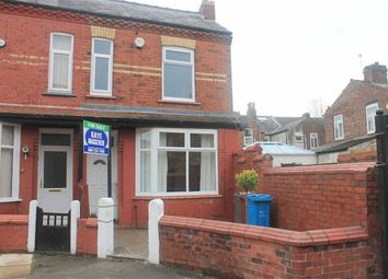 Thumbnail 3 bed semi-detached house for sale in Westminster Street, Levenshulme, Manchester