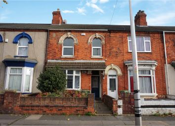 Thumbnail 2 bed terraced house for sale in Hainton Avenue, Grimsby
