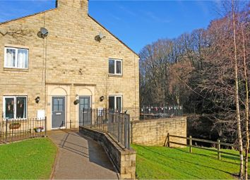 2 bed town house for sale in Woodland View, Thongsbridge, Holmfirth HD9