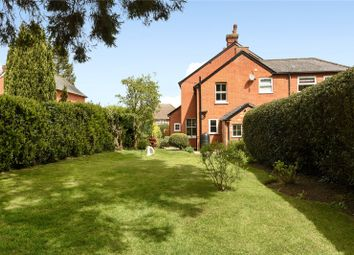 Thumbnail 2 bedroom semi-detached house for sale in Church Road, Chavey Down, Ascot, Berkshire