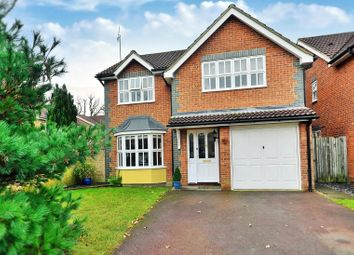 Thumbnail 4 bed detached house to rent in Smallfield, Surrey