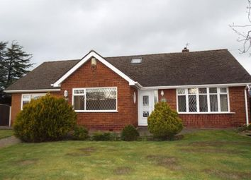 4 bed bungalow for sale in Brindle Road, Bamber Bridge, Preston, Lancashire PR5