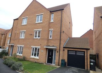 Thumbnail 4 bed semi-detached house for sale in Heron Drive, Mexborough