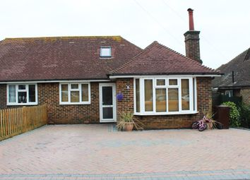 Thumbnail 3 bed bungalow to rent in Danecourt Close, Bexhill-On-Sea