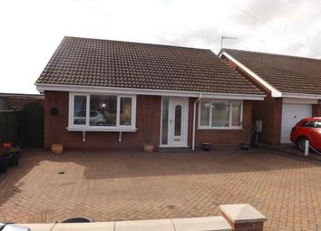 Thumbnail 2 bedroom bungalow for sale in Connaught Drive, Chapel St. Leonards, Skegness
