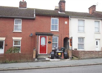Thumbnail 3 bed terraced house for sale in Ipswich Road, Colchester