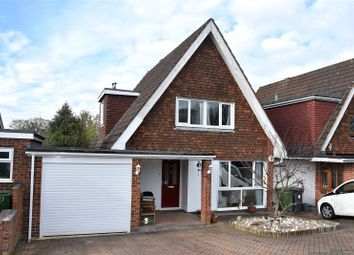 Thumbnail 3 bed detached house for sale in Vine Tree Close, Tadley, Hampshire