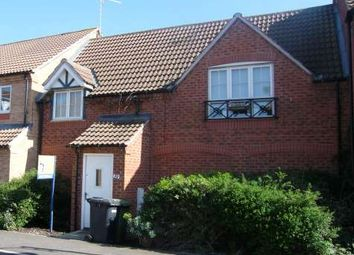 Thumbnail 2 bed flat to rent in Hempsted Road, Hampton Vale, Peterborough