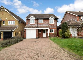 Thumbnail 4 bed detached house for sale in Appleton Drive, Wilmington, Kent