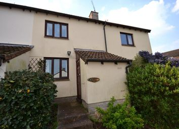 Thumbnail 2 bed terraced house to rent in Vieux Close, Otterton, Devon