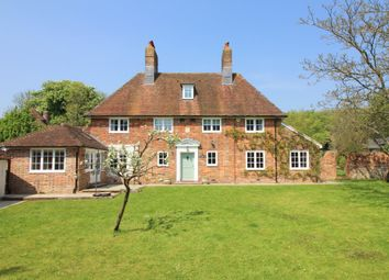 Thumbnail 4 bed detached house for sale in Bowers Green Lane, Ropley, Alresford
