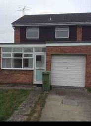 Thumbnail 3 bed semi-detached house to rent in Castlehill Drive, Brockworth, Gloucester