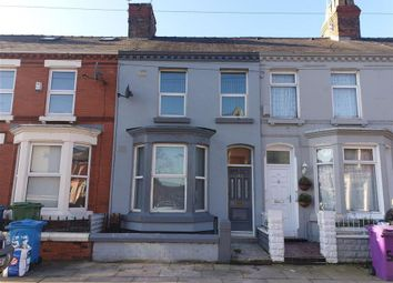 Thumbnail 1 bed terraced house to rent in Whitland Road, Fairfield, Liverpool
