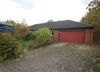 Thumbnail 5 bed detached bungalow for sale in Braunespath Estate, New Brancepeth, Durham