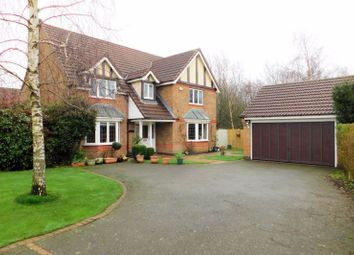 Thumbnail 5 bed detached house for sale in Balmoral Road, Coalville