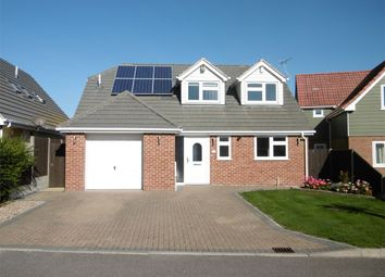 Thumbnail 3 bedroom detached bungalow to rent in Brooklands Close, Herne Bay, Kent