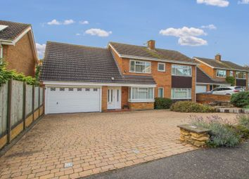 Thumbnail 5 bed detached house for sale in Thornton Close, Flore