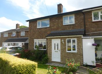 Thumbnail 3 bedroom terraced house for sale in Bandley Rise, Stevenage