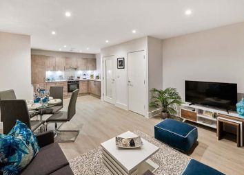 Thumbnail 2 bed flat for sale in 73 Coombe Road, New Malden, Surrey