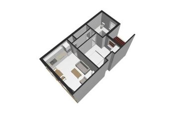 Thumbnail 1 bed flat for sale in First Floor, North Street, Bedminster, Bristol