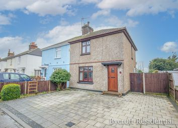 Thumbnail 3 bed semi-detached house for sale in Common Road, Hemsby, Great Yarmouth