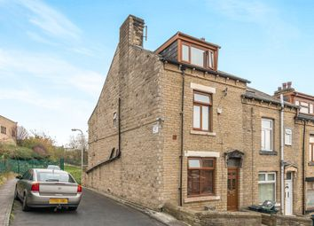 Thumbnail 3 bedroom end terrace house for sale in Steadman Terrace, Bradford