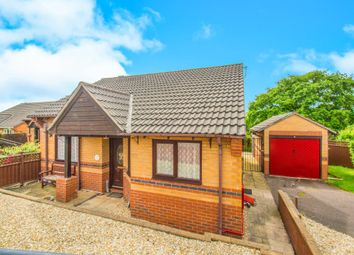 Thumbnail 2 bed detached bungalow for sale in Lewis Way, Chepstow
