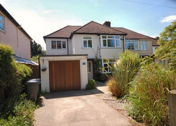 Thumbnail 4 bed semi-detached house to rent in Bishops Road, Trumpington, Cambridge