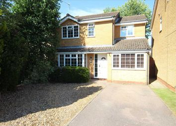 Thumbnail 4 bed detached house for sale in Routh Avenue, Purdis Farm, Ipswich
