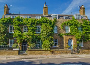 Thumbnail 4 bedroom flat for sale in Hampton Court Road, East Molesey