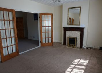 Thumbnail 3 bed terraced house to rent in Streatfield Crescent, Doncaster
