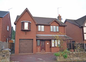 Thumbnail 4 bed detached house for sale in Wharf Terrace, Madeley Heath, Crewe