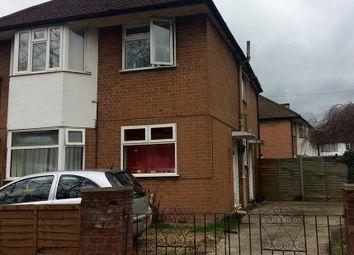 Thumbnail 2 bed maisonette to rent in Whitehall Road, Uxbridge
