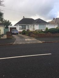 Thumbnail 2 bed detached bungalow to rent in Preston Down Road, Paignton