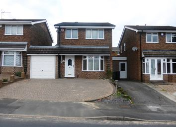 Thumbnail 4 bed detached house for sale in Roman Way, Rowley Regis
