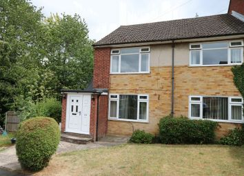 Thumbnail 2 bed flat for sale in Carver Hill Road, High Wycombe