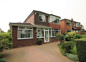 Thumbnail 4 bed detached house for sale in Riverside Drive, Urmston, Manchester