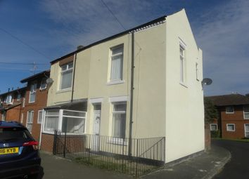 Thumbnail 2 bed end terrace house to rent in South View, Annitsford, Cramlington