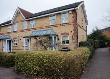 Thumbnail 2 bed end terrace house for sale in Keeble Way, Braintree