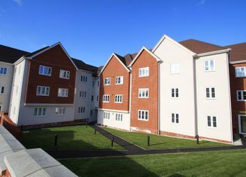 Thumbnail 2 bed flat for sale in Manna Heights, London Road, Benfleet