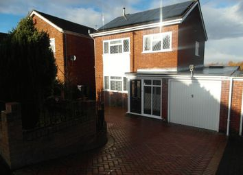 Thumbnail 3 bedroom link-detached house to rent in Richmond Avenue, Trench, Telford