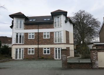 Thumbnail 2 bed flat to rent in Sandbach Road South, Alsager, Stoke- On- Trent