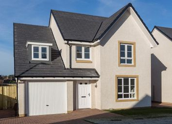 Thumbnail 4 bed detached house for sale in Wallace Fields, Robroyston, Glasgow