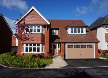 Thumbnail 5 bed detached house for sale in White Knight Gardens, Bishopston, Swansea