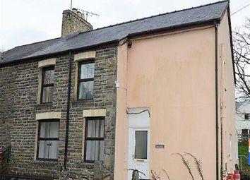 Thumbnail 4 bedroom semi-detached house for sale in Minafon, Lledrod, Aberystwyth