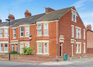 Thumbnail 4 bed flat for sale in Whitefield Terrace, Heaton, Newcastle Upon Tyne