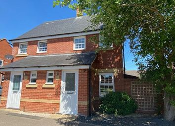 Thumbnail 2 bed semi-detached house for sale in Kent Road, St Crispins, Northampton